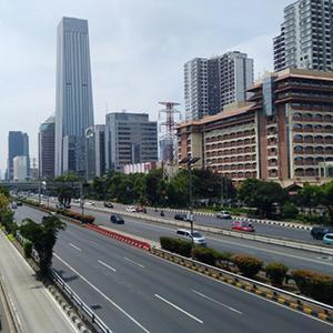 東南アジア最大の経済大国インドネシア - ジャカルタ視察旅行回想